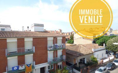Àtic dúplex exclusiu al Barri Vell de Salt -Girona- amb terrassa i garatge