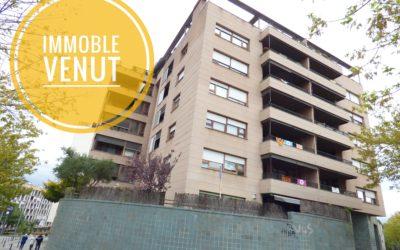 Preciós pis amb terrassa, pàrquing i traster Pericot/Palau -Girona Ciutat-