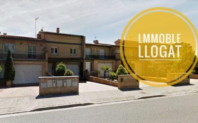 Preciosa casa adossada en excel·lent estat amb jardí de 100m2 en Domey -Girona Capital-