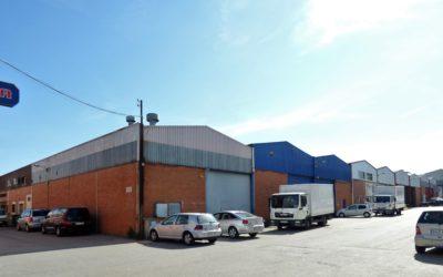 Nau Industrial perfectament situada a Fornells de la Selva -Girona-