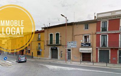 Tranquil·litat en estat pur i amb terrassa a Pont Major -Girona Capital-