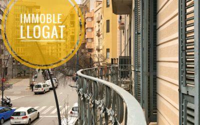 Pis espectacular amb molt de caràcter i de gran format en Carrer Nou -Girona Capital-