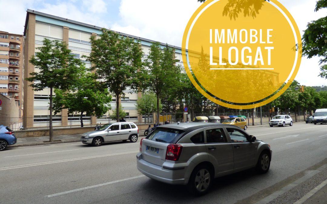 Pis equipat ideal per estudiants al Centre d'Eixample – Girona Capital –