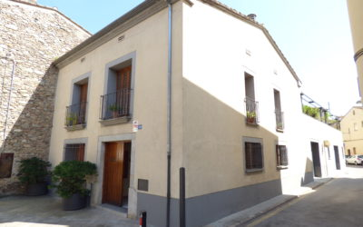 Casa espectacular al Barri Vell de Salt -Girona Capital-