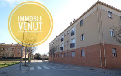 Pis preciós amb plaça d'aparcament i gran traster ubicat a Palol d'Onyar – Quart, Girona Província –