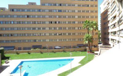 Pis en perfecte estat Edif. Urbis Santa Eugènia – Girona Capital –